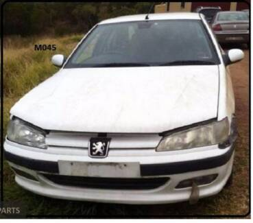 WRECKING 1998 PEUGEOT 406 AUTO V6 PETROL FREE FREIGHT M045