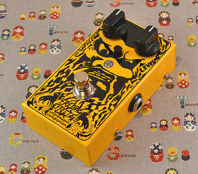 Fredric Effects Unpleasant Companion boutique guitar pedal Shin Ei FY-2