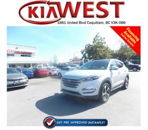 2017 Hyundai Tucson All-wheel Drive