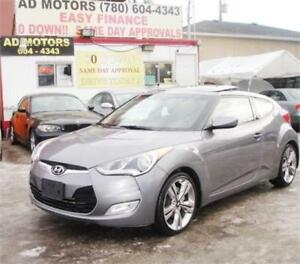 SALE THIS WEEK!! 2012 HYUNDAI VELOSTER TECH/PACK NAVi SUNROOF