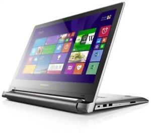LENOVO FLEX 2 14'' FULL HD IPS TouchScreen Intel i7,3.1GHZ , 8GB RAM,  256GB SSD, McOffice PRO 2016