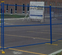 Temporary construction fencing for sale