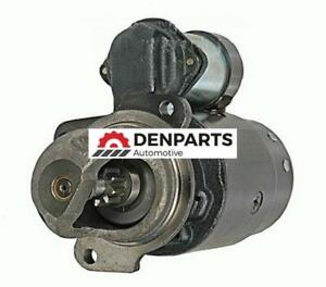 Starter  Clark Drott Elgin International John Deere 323-631 1107350 1107785