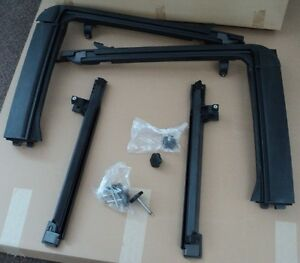 Jeep Wrangler Unlimited Soft Top Assembly Door Surround Kit