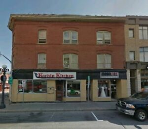 GORGEOUS RETAIL LOCATION IN THE HEART OF THE BYWARD MARKET!