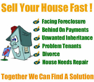 Sell Your House Now!  We Buy Houses Fast!