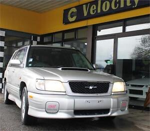 2001 Subaru Forester STi Turbo AWD 73K's 237hp