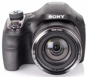 Appareil photo compact zoom optique 63x Sony ( DSC-H400 )