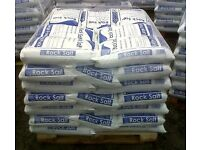 Pallet 60 bags of rock salt - Delivered anywhere in the country
