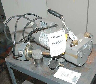 Welchthomas Dry Vane Rough Vacuum Pump Inv 17729