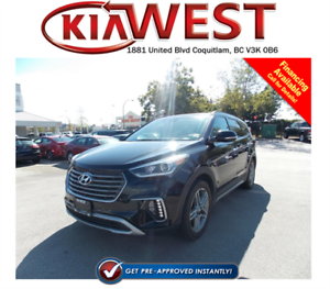 2017 Hyundai Santa Fe XL V6 All-wheel Drive