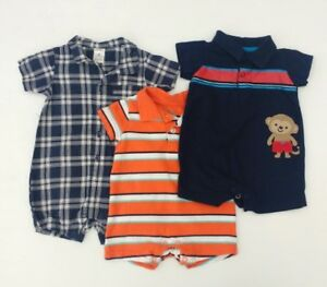 (177) Baby clothes for boys 0-24 months