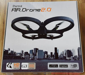 Parrot AR.Drone 2.0 Peterborough Peterborough Area image 3