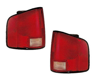 Lumieres Arriere Chevrolet S10 / GMC Sonoma Tail Lights