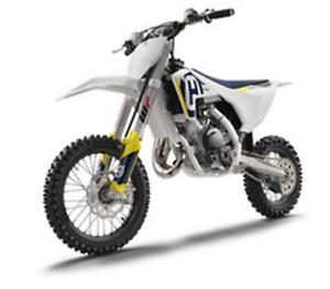 2018 Husqvarna TC 65 Off Road