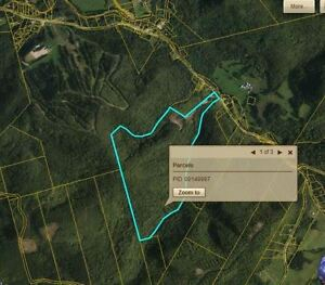 144 Acres at Poley Mtn Waterford Rd Sussex