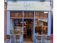 CAFE WITH 40 COVERS BUSINESS REF 147857