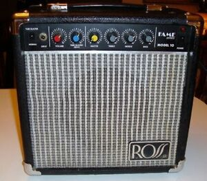 Ross Guitar Amp Frame Model 10 Cambridge Kitchener Area image 1