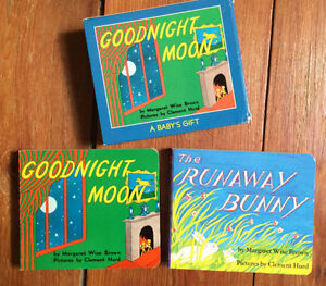 Brand New Box Set MARGARET WISE BROWN Board Books 2 for $10