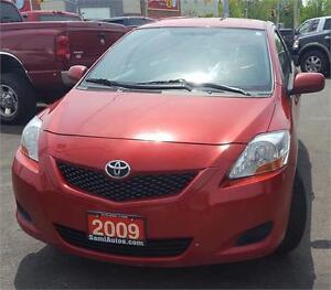 2009 Toyota Yaris 2 YRS WAR ACCIDENT FREE 4 winter Tres