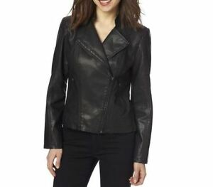 NEW: Faux Leather Jackets - Sm, med and Lrg