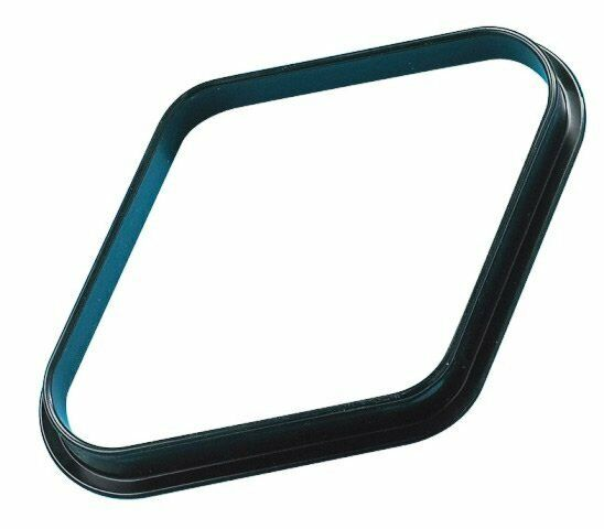 9 Ball pool Black Triangle / Diamond. UK Standard 2