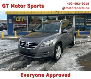 2011 Volkswagen Tiguan Highline AWD|$0 Down - Everyone Approved
