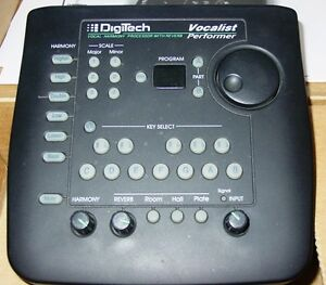 DigiTech Vocalist Performer Harmony Processor Cornwall Ontario image 1