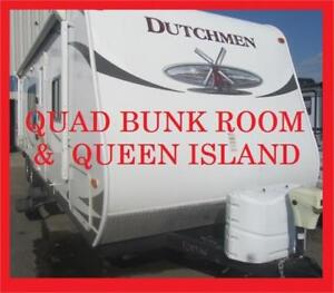 2012 31 FT DUTCHMEN RV DUTCHMEN 295BHGS TRAVEL TRAILER