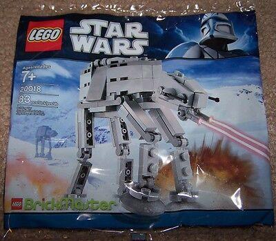 Lego Star Wars   Brickmaster   At At Walker 20018   New   Sealed