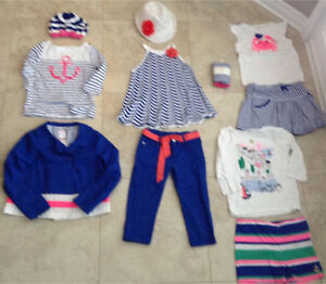 Gymboree Girls spring mix and match outfits  Size 10