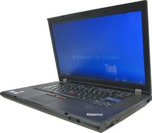 LENOVO T520 -- POWERFUL LAPTOP -- QUALITY CONSTRUCTION