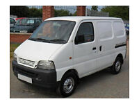 wanted suzuki carry vans any years or condition