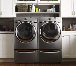 WASHERS FOR ONLY $599 - WARRANTY AND DELIVERY INCLUDED
