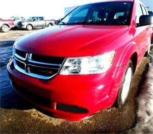 """""""GREAT 4 UBER/NO ACCIDENT""""  2015 DODGE JOURNEY CVP AUTO LOADED"""