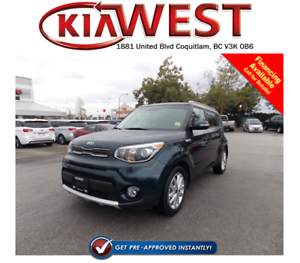 2017 Kia Soul EX+, ONE OWNER, BLUETOOTH, ANDROID AUTO