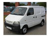 wanted suzuki carry 1.3 vans cash waiting
