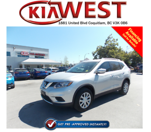 2014 Nissan Rogue - All-wheel Drive