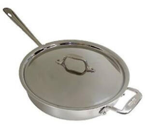 *REDUCED*   New Saute Pan w/ Lid