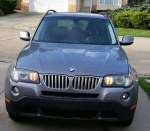2010 BMW X3 xDrive 30i AWD PANORAMIC SUNROO, BACK SENSOR