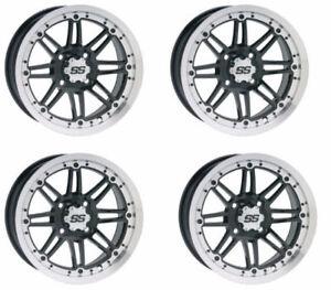"""ITP SS216 OR SS316 14"""" Wheels FOR Honda ATV/UTV- Quantity 4"""