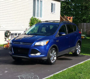Ford Escape  SEL 2013 toit panoramique GPS cuir chauffant
