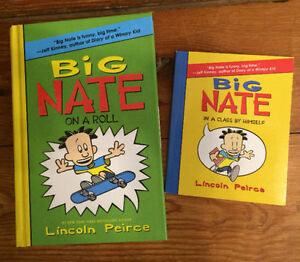 BIG NATE books 2 for $5