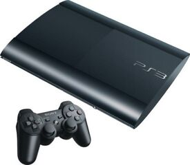 PlayStation 3 500gb super slim console