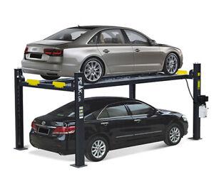 Lift auto - Plate forme élévatrice - entreposage