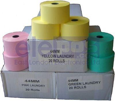 Dry Cleaning Till Rolls To Fit Casio TK-4000 TK-4000C TK4000 TK4000C Multi Color