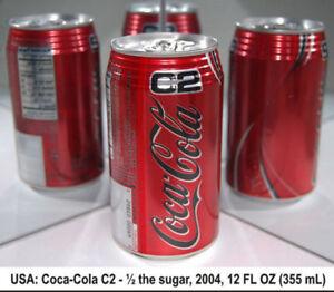 coke-coca cola c2 can