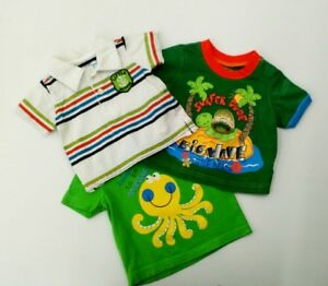 (92) Baby clothes for boys 0-24 months