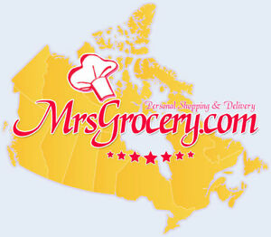 MrsGrocery.com Delivery Business Opportunity Available
