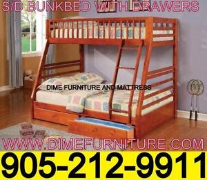 Winter Clearance sale Bunk beds from $298